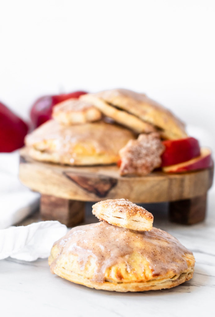 Small Batch of Apple Brown Sugar Hand Pies