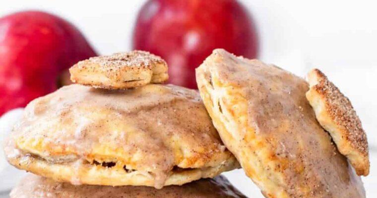 Apple Brown Sugar Hand Pies
