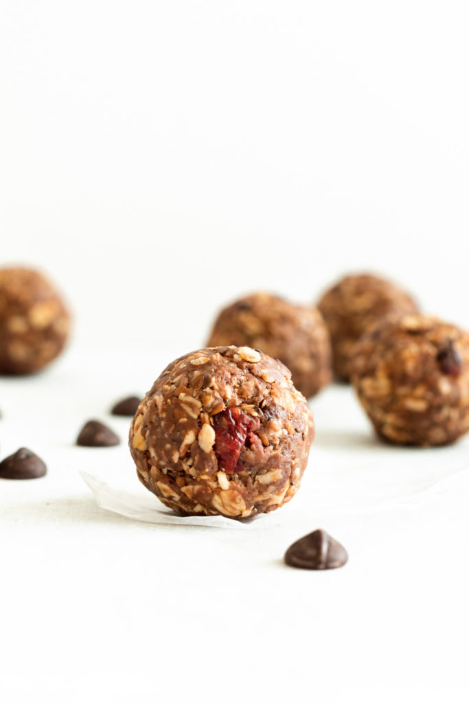 Single Chocolate Peanut Butter Power Bite