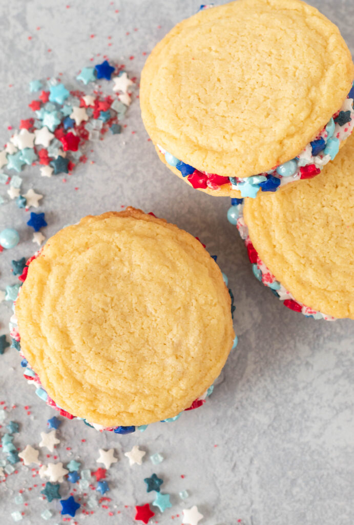 Sugar Cookie Small Batch