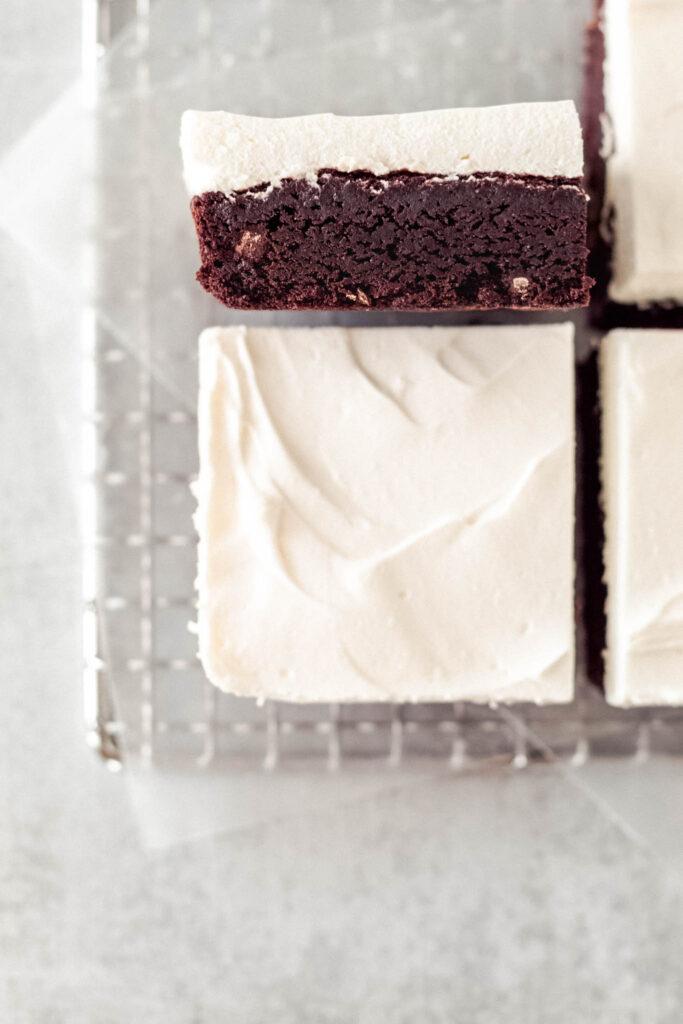 Easy Homemade Fudgy Brownies