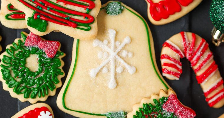 Marshmallow Sugar Cookies