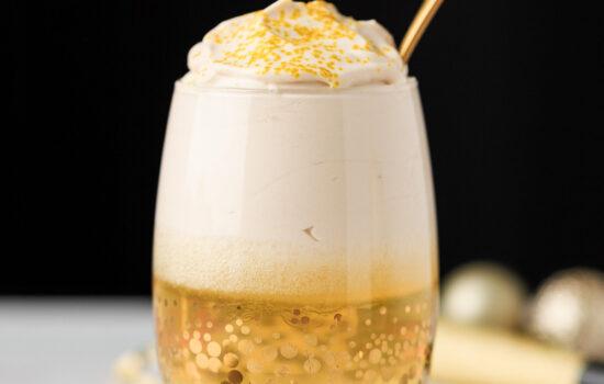 Sparkling Cider Parfaits