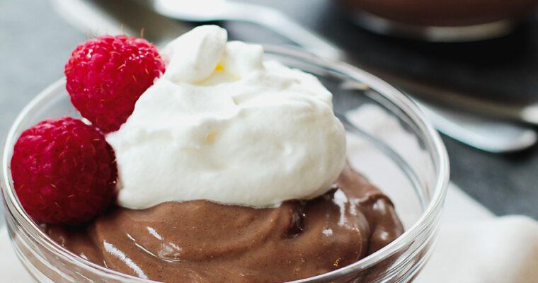 Chocolate Pudding – Small Batch