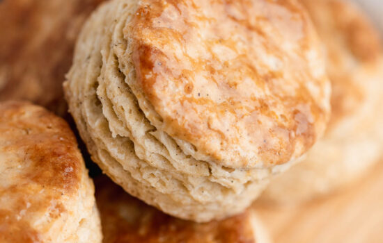 Quick and Easy Homemade Buttermilk Biscuits