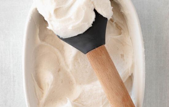 Vanilla Butter-Free Buttercream Frosting