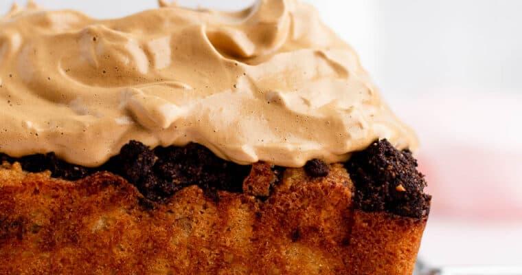 Mini Mocha Coffee Cake – Gluten Free